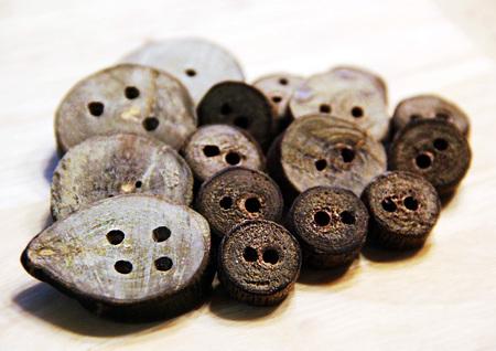 DIY Wood Buttons