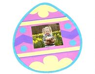 Duck Tape® Easter Egg Photo Frame Tutorial
