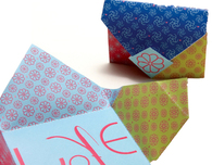 Cute Origami Paper Tutorial: Love Notes