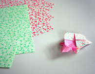 Fold an Origami Turtle in 8 Steps