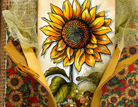 Sweet Sunflower Card