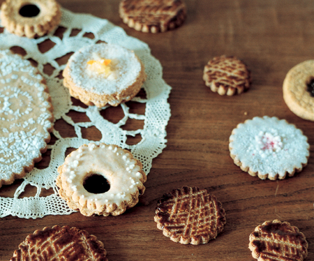 Jewel Cookies - Simple Ingredients, Simply Delicious