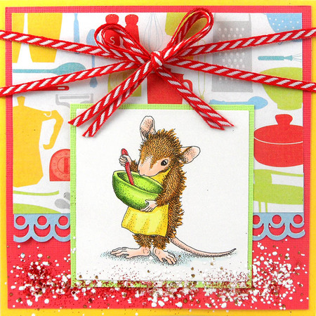 House-Mouse® Mix It Up by Kristine Reynolds