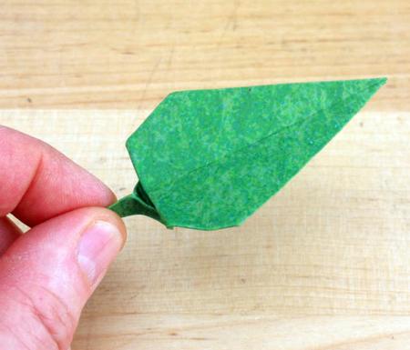 Origami Berlin Poplar Leaf