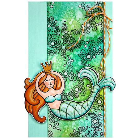 PenPattern Mermaid by Wendy Price
