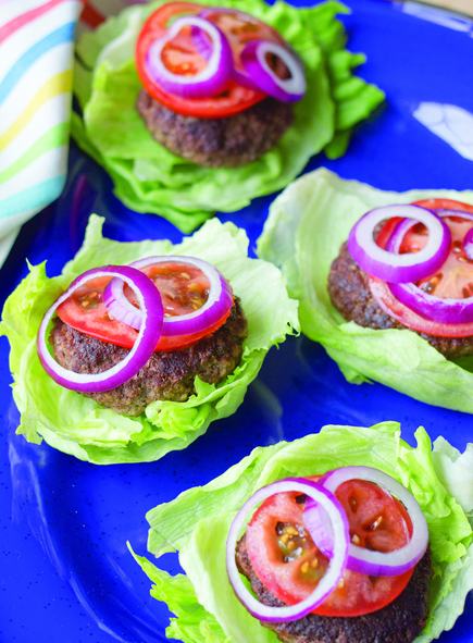 10-Minute Sliders