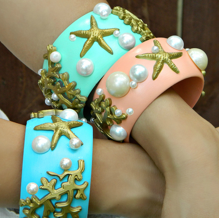 Mermaid Cuffs