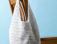 Go Lightly Tote (Free Crochet Pattern)