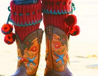 Free Crochet Pattern: Make Leg Warmers Kids Will Love