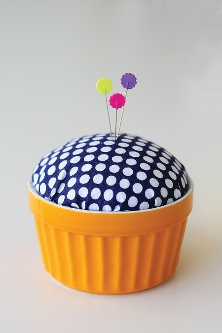 Ramekin to Pin Cushion in 30 Minutes