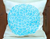 Easy Beaded Pillows