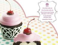 Cherry Sweetheart Cupcakes