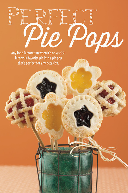 Perfect Pie Pops