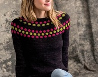 Sweetness Pullover (Free Women's Sweater Pattern)