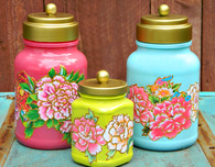 Make Ginger Jars