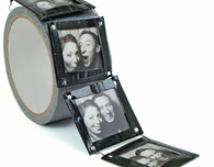 Duct Tape Crafts: Time Lapse Photo Spool