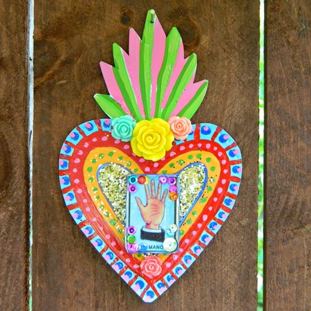 Mexican Tin Folk Art DIY