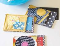 Quilted Gift Card Pockets