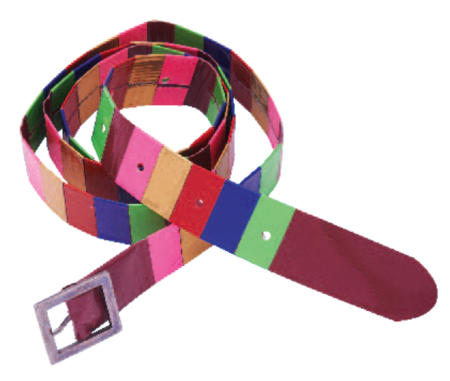Tape It and Wear It Duct Tape Belt