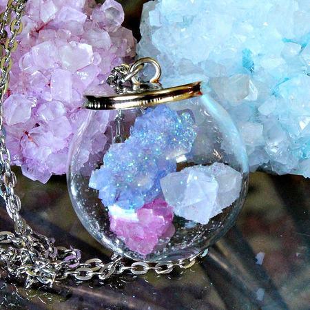Crystal Ball Jewelry