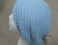 Short Slouchy Hat