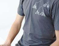 Porcelain Flowers T-Shirt