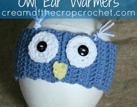 Owl Ear Warmer