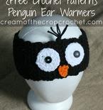 Penguin Ear Warmers