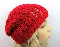 Vixen Beanie - Free Crochet Pattern