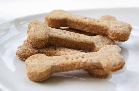 Peanut Butter Doggie Treat