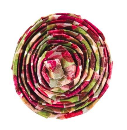 Washi Tape Wrapped Flower