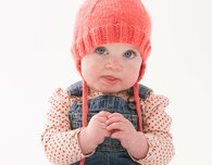 Cutie Pointed Hat (Free Knitting Pattern)