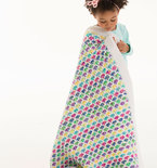 Chasing Rainbows Blanket (Free Crochet Pattern)