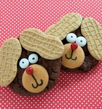Good Doggie Dog Cookies