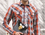 Angry Birds Amigurumi Tablet Case (Free Crochet Pattern)