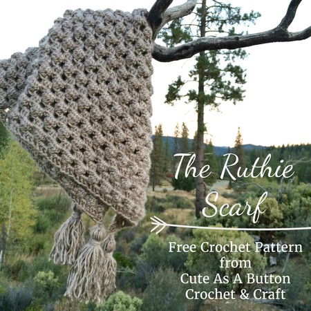 The Ruthie Scarf