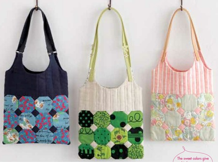 Quilted Tote Bag Pattern (Free Pattern)