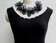 Detachable Collar to bling your outfit