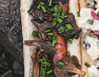 Scandinavian Sautéed Mushrooms