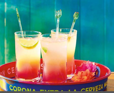 La Paloma Sangrienta (The Bloody Dove) Cocktail