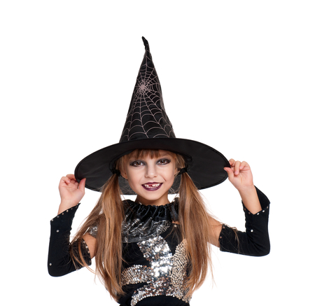 FREE Sewing Pattern: Halloween Witch Hat