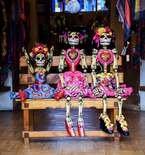 How to Include Tradition in Day of the Dead Décor