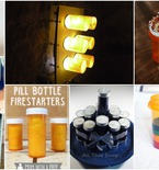 4 Ways To Repurpose Pill Bottles
