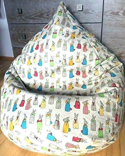 How to Make a Beautiful Bean Bag Chair