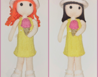 Summer Time Daisy Doll