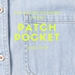 How to make the perfect unlined patch pocket