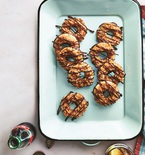Recipe for Samoas Cookies (Girl Scout Favorite)