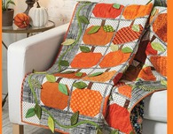 Pumpkin Harvest Quilt Pattern to Make for Fall