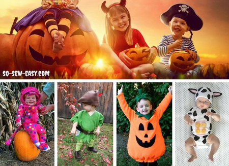 Halloween Costumes for Kids FREE Roundup