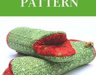 Pinch Grip Oven Mitt Pattern